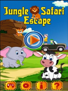 Jungle Safari Escape Mobile Game