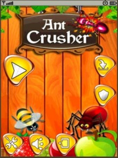 Ant Crusher Mobile Game