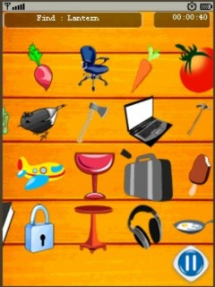 Find Objects Mobile Game