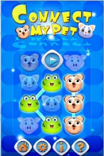 Connect My Pet Mobile Game