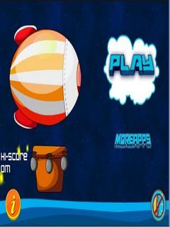 Flappy Balloon Mobile Game