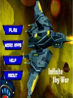Infinite Sky War Mobile Game