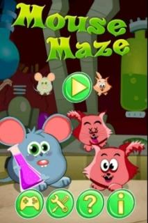 Mouse Maze Mobile Game