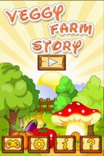 Veggy Farm Story Mobile Game