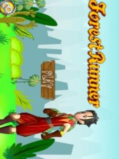 Forest Runner Mobile Game