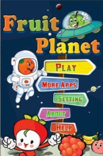 Fruit Planet Mobile Game
