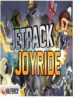 Jetpack Joyride For Android Phones V 1.7.1 Mobile Game
