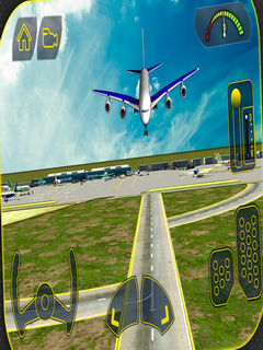 Transporter Plane 3D For Android Phones Games V 1.0.3 Mobile Game