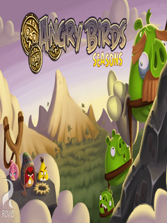 Angry Birds Seasons For Android Phones V 4.1.1 Mobile Game