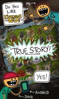 Kingdoms At War For Android Phones V 3.09 Mobile Game