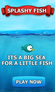 Splashy The Fish For Android Phones V 1.0.10 Mobile Game