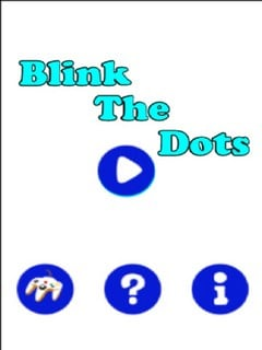 Blink The Dots Mobile Game