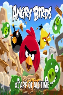 Angry Birds For Android Phones Games V 4.2.1 Mobile Game