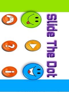 Slide The Dot Mobile Game