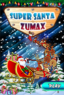 Super Santa Zumax Mobile Game