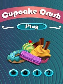 Cupcake Crush Mobile Game