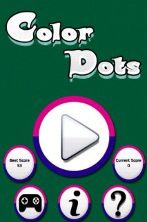 Color Dots Mobile Game