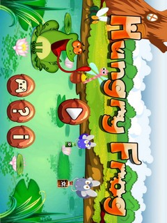 Hungry Frog Mobile Game