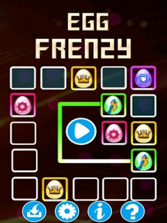 Egg Frenzy Connect All Mobile Game