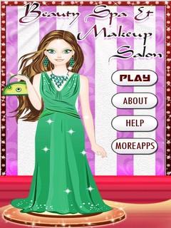 Beauty Spa & Makeup Salon Mobile Game