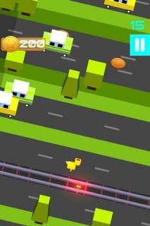Crossy Pet Road Challenge Mobile Game