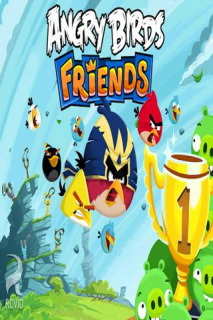 Angry Birds Friends Mobile Game
