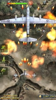 IFighter 2 The Pacific 1942 Mobile Game