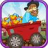Speedy Gold Miner : Rail Rush Mobile Game