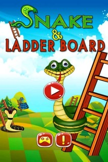 Snake & Ladder Board Mobile Game