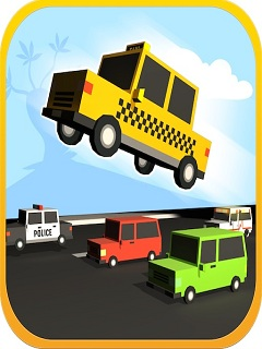 Jump Car 3D Mobile Game