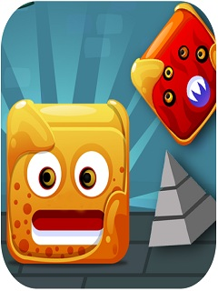 Geometry Spike Rush 2 Mobile Game