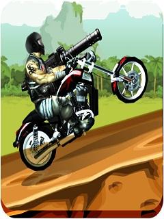 Biker Ninja Quick Gun Escape Mobile Game