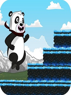 Yo-yo Baby Panda Run Mobile Game