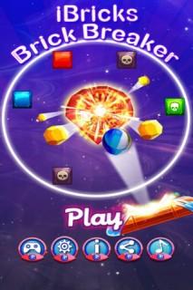 IBrick : Brick Breaker Mobile Game