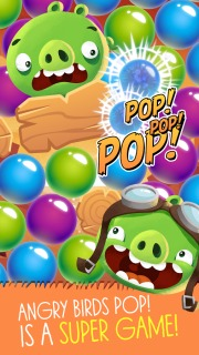 Angry Birds Stella POP Mobile Game