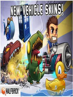 Jetpack Joyride Android Game Free Mobile Game