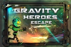 Gravity Heroes Escape Mobile Game
