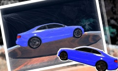 Augmented 3D Car Live Paint Mobile Game
