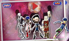 Augmented 3D Dance Mania Mobile Game