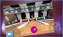 Ten Pin Bowling Real Strike 3D Mobile Game