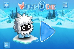 Jump Or Die: Adventure Iceland Mobile Game