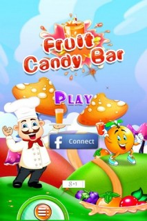 Fruit Candy Bar Mobile Game