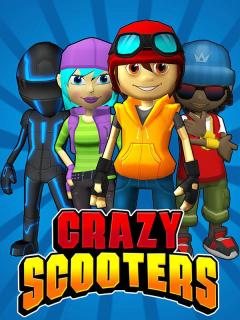Subway Scooters Free Run Race Apk Mobile Game