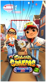 Subway Surfers Android Games Mobile Game