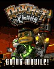 Ratchet & Clank (176x220) Mobile Game