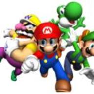 Super Mario Planet Mobile Game