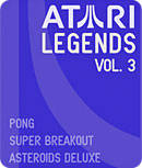 Atari Legends Vol 3 Mobile Game