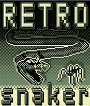 Retro_Snaker_(240x320) Mobile Game