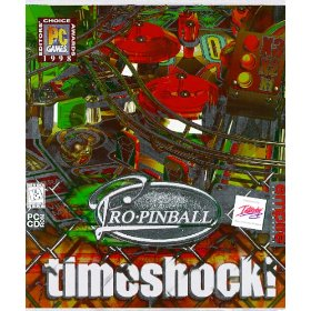 Time Shock Pinball Mobile Game
