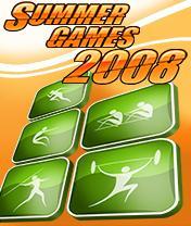 Summer Games 2008 Mobile Game
